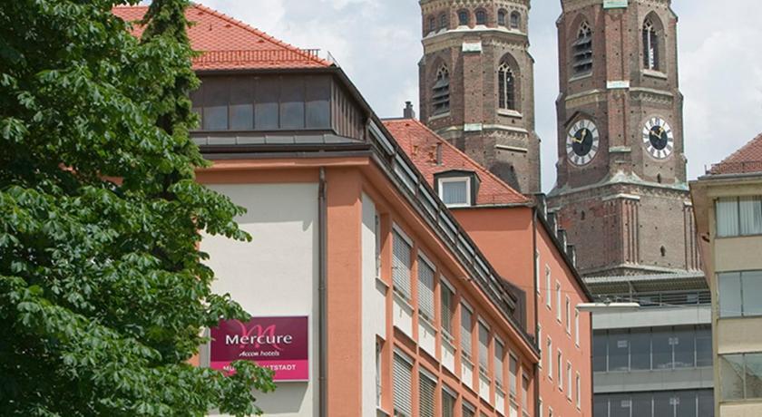 Mercure Hotel München Altstadt (München)