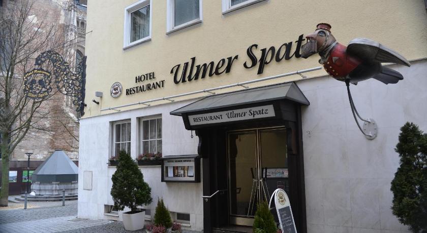 Hotel Ulmer Spatz Deutschland Ulm Booking Com