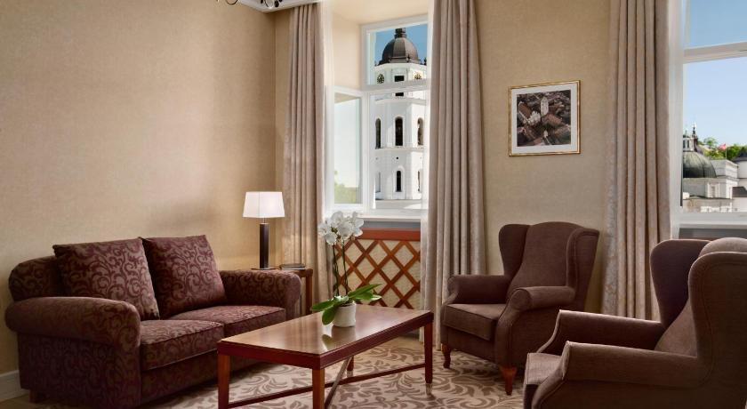 リトアニア,ビリニュス,ケンピンスキー ホテル カテドラル スクエア(Kempinski Hotel Cathedral Square)