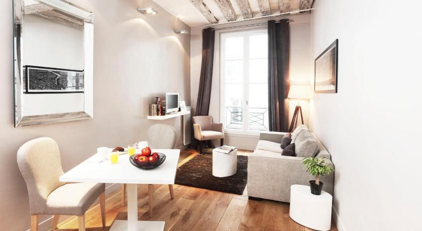 Luxury One Bedroom Paris Center (Paris)