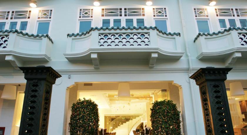 Kết quả hình ảnh cho New Majestic Hotel Singapore