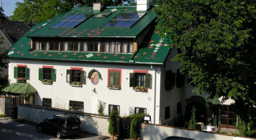 Haus Wartenberg in Salzburg