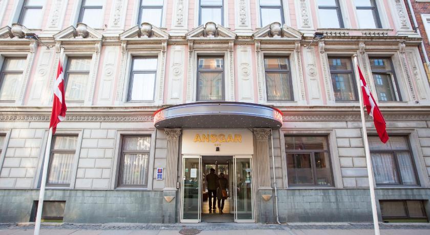 Hotel Ansgar in Kopenhagen