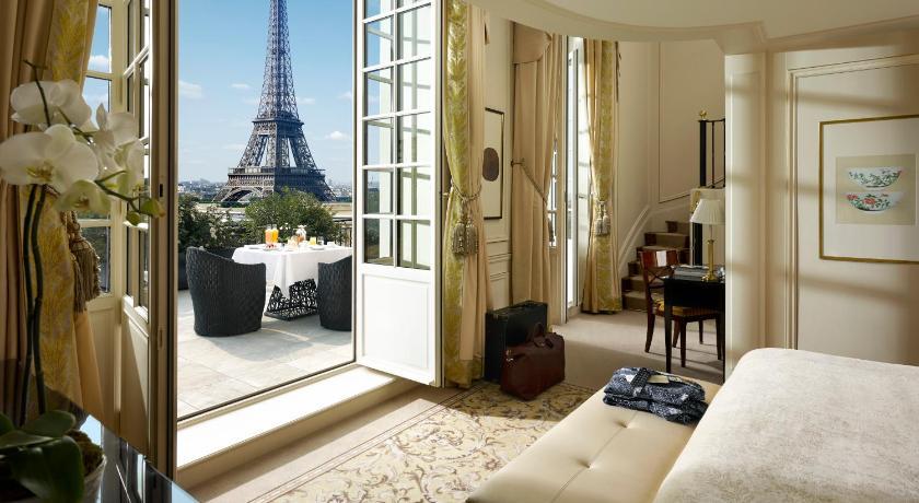 フランス,パリ,シャングリ ラ ホテル, パリ(Shangri-La Hotel, Paris)