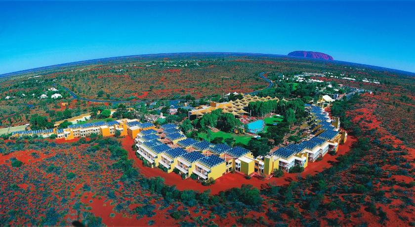 Hotel Sails in the Desert, Ayers Rock, Australia - Booking.com