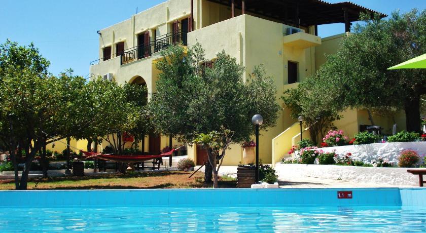 Vistamare Lodge B&B, Hotel, Ammoudara, Agios Nikolaos, 72100, Greece