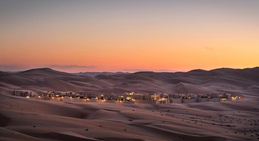 Anantara Qasr al Sarab Desert Resort 5-sterren