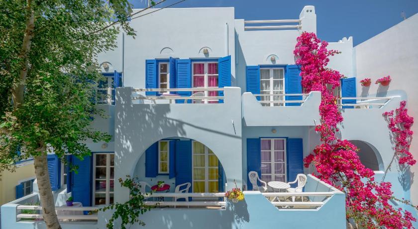 Galazia Studios, Hotel, Agios Georgios, Naxos Island, Cyclades, 84300,  Greece