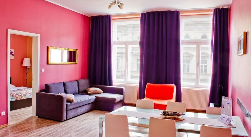 Royal Bellezza Apartments in Prag