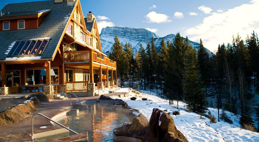 カナダ,バンフ,ザ ヒドゥン リッジ リゾート(The Hidden Ridge Resort)