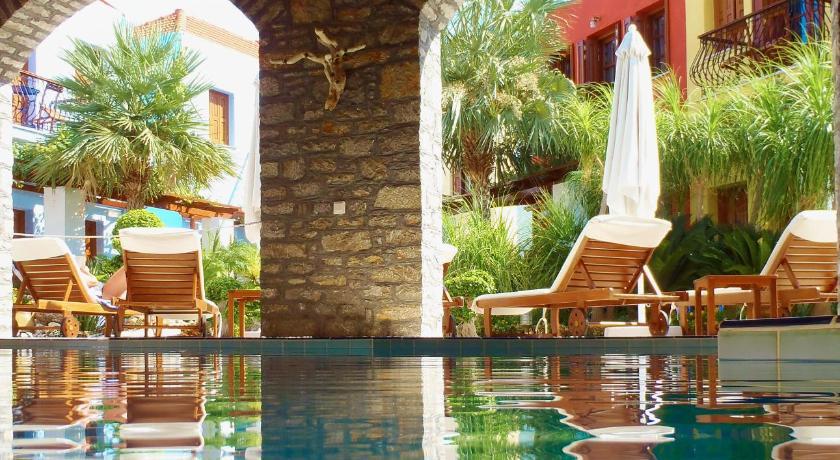 Iapetos Village, Hotel, Chora, Symi, 85600, Greece