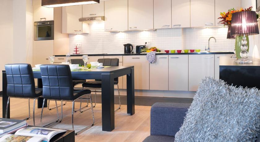 Thon Residence EU Aparthotel (Brüssel)