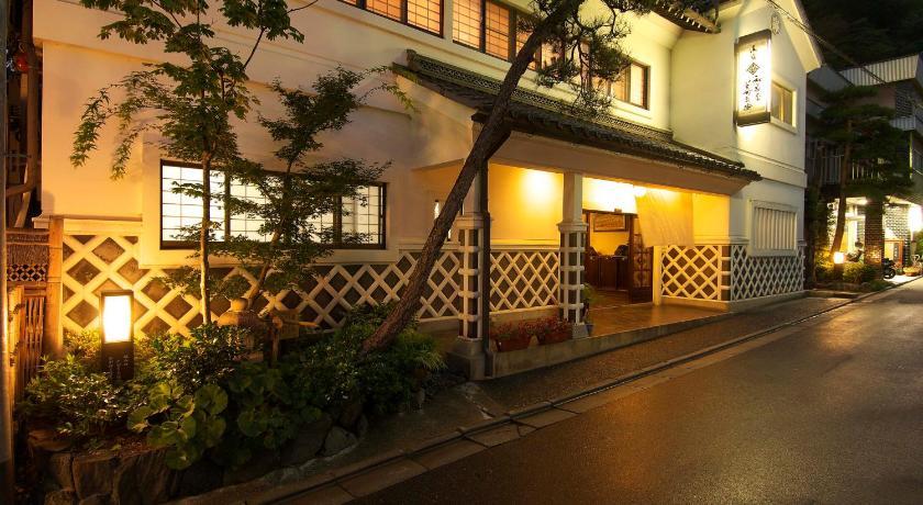 日本,長野,湯宿 和泉屋善兵衛(Yuyado Izumiya  Zenbee)
