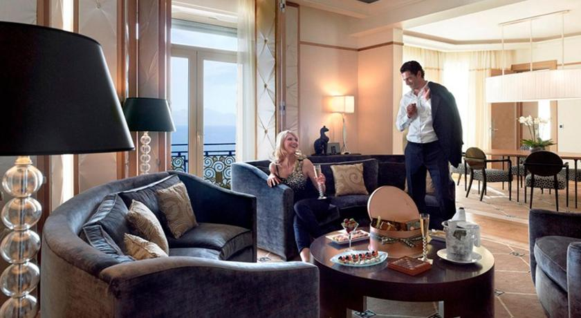 Grand Hyatt Cannes Hotel Martinez (Cannes)