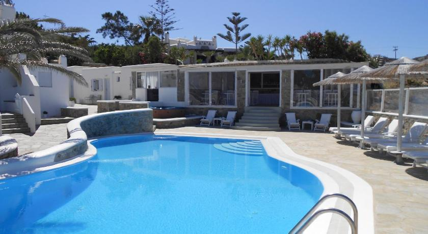 Casa Bianca, Hotel, Chora, Mykonos,  84600, Greece