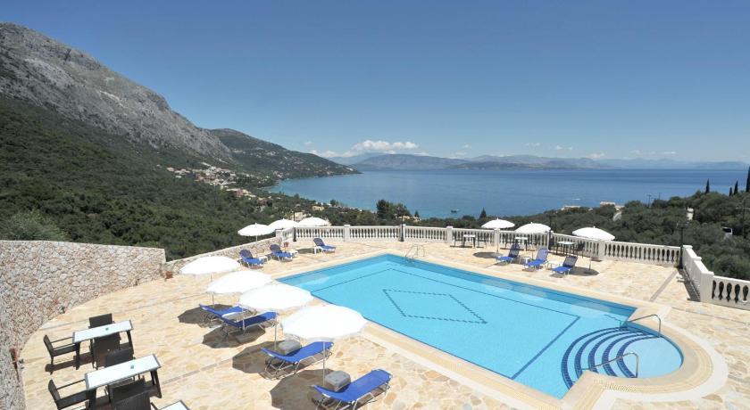 BBB – Barbati Blick Bungalows, Hotel, Barbati, Corfu, Barbati, 49081, Greece