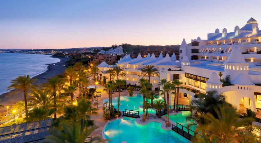Sterne Hotel H Estepona Palace