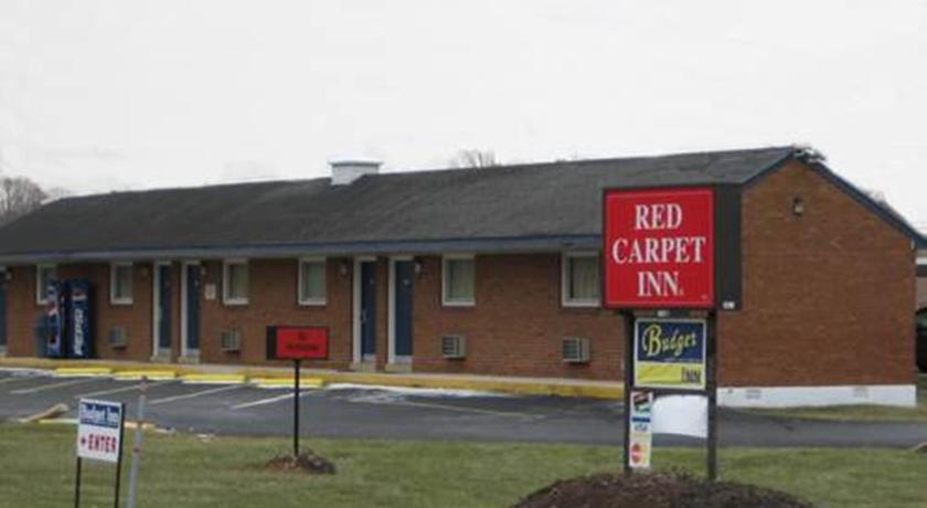 Red Carpet Inn - Allentown, Allentown, USA - Booking.com