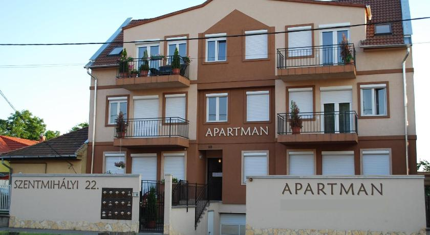 Szentmihályi 22 Apartman in Budapest