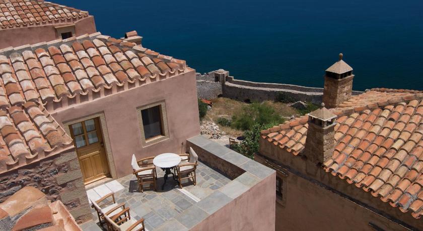 New Malvasia, Hotel, Kastro Monemvasias, Lakonia, 23070, Greece