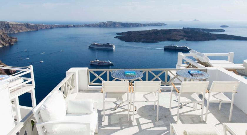 Gorgona Villas, Villa, Imerovigli, Santorini, 84700, Greece