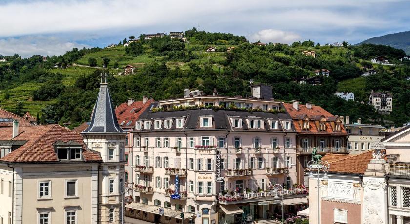 Hotel Europa Splendid (Meran)