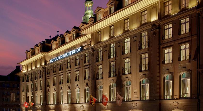スイス,ベルン,ホテル シュヴァイツァーホフ ベルン&ザ スパ(Hotel Schweizerhof Bern & THE SPA)