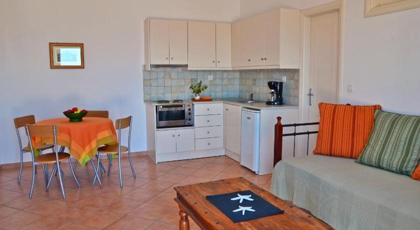 Недорогие апартаменты в Астипалея
