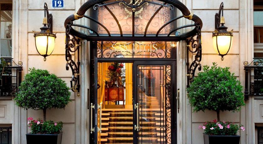 H tel san r gis paris france for Hotel booking paris