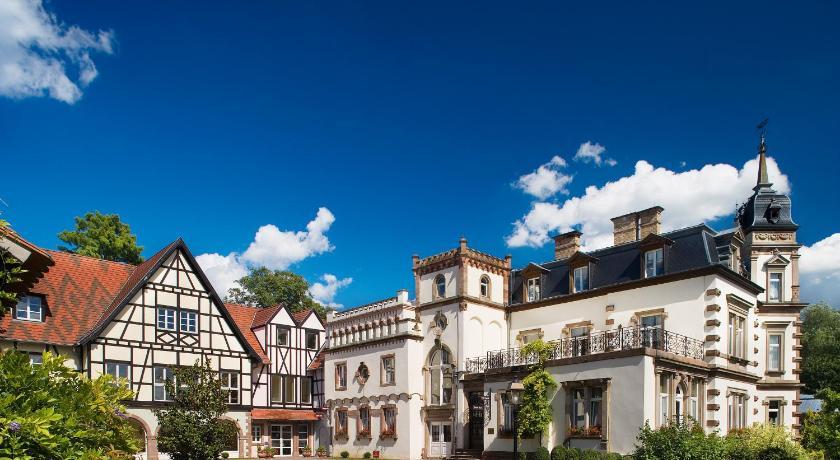 Hotel Ostwald Chateau De L Ile