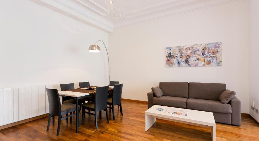 Booking.com: Апартамент Aspasios Rambla Catalunya Suites ...