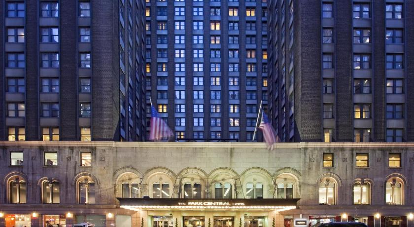 Park Central Hotel New York Rooms Hotel Park Central New York