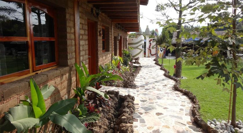 Hoteles en Malinalco