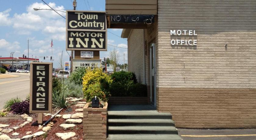 town country motor inn ar mountain home ar