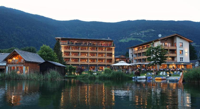 Hotel SeeRose (Bodensdorf)