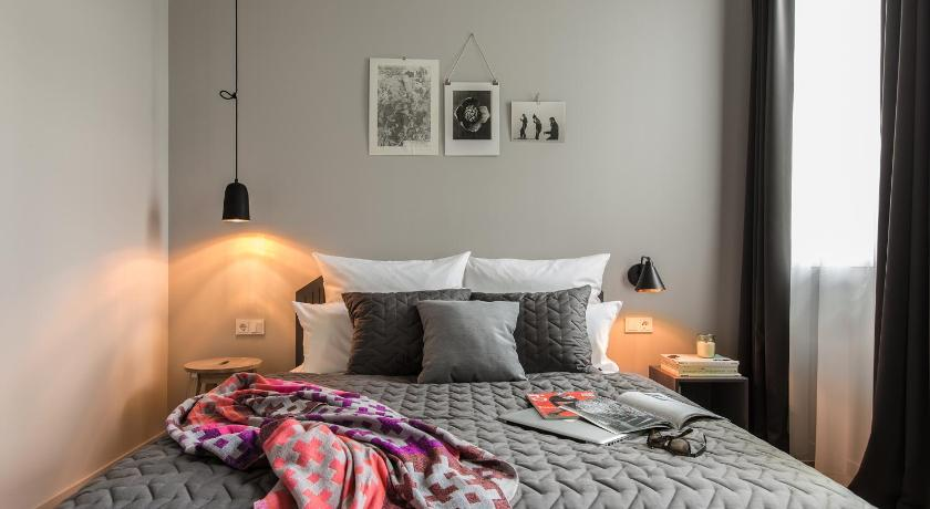 bold hotel m nchen giesing munich germany. Black Bedroom Furniture Sets. Home Design Ideas