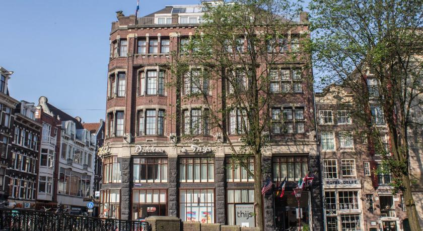 オランダ,アムステルダム,ディッカー タイス フェニス ホテル(Dikker en Thijs Fenice Hotel)