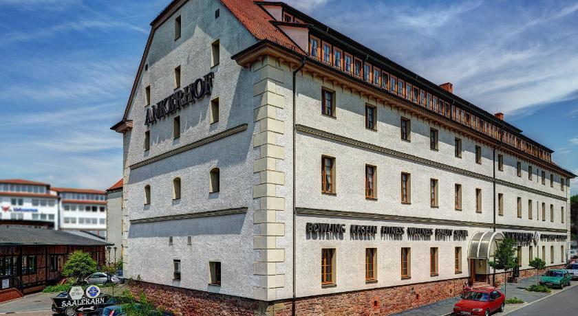 hotel ankerhof deutschland halle an der saale. Black Bedroom Furniture Sets. Home Design Ideas