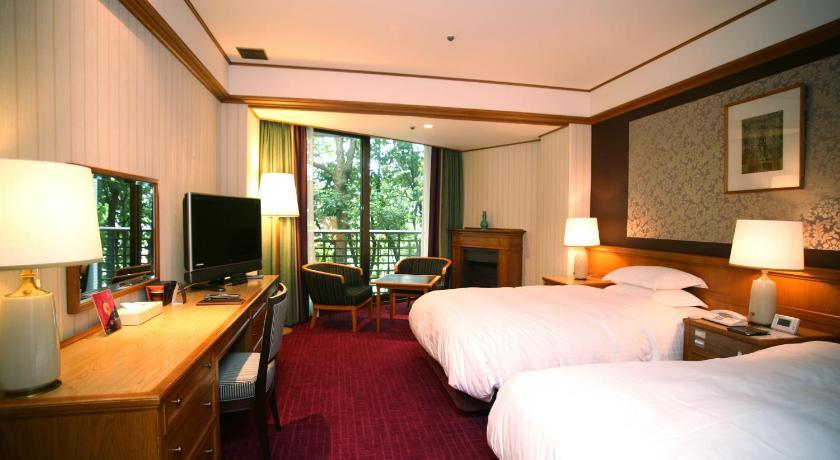 日本,奈良,奈良ホテル(Nara Hotel)