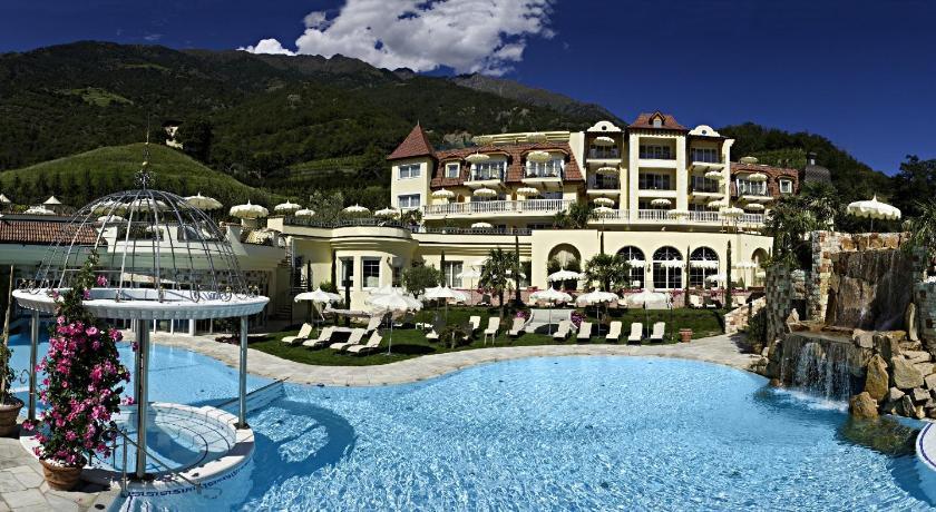 Dolce Vita Hotel Preidlhof Naturns Italien