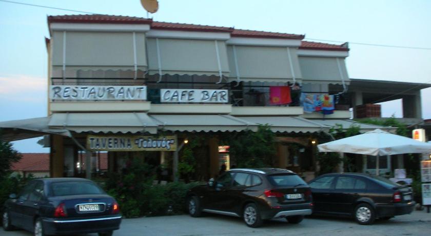Galanos, Hotel, Kriopigi, Kassandra, Halkidiki, 63077, Greece