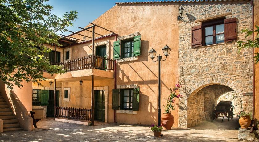 Enagron Ecotourism Village, Hotel, Axos, Rethimno, 74051, Greece