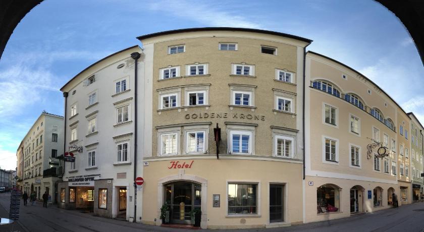 Hotel Krone 1512 (Salzburg)