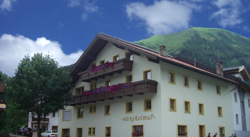 Haus Bergheimat (Berwang)
