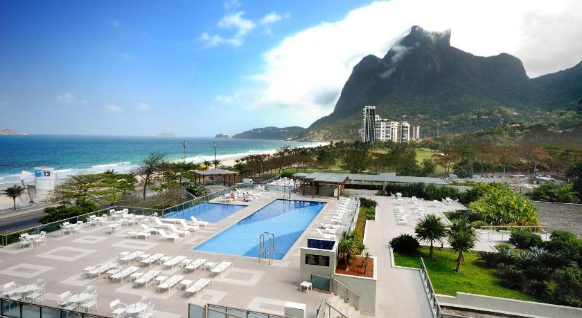 ブラジル,リオデジャネイロ,ロイヤル チューリップ リオデジャネイロ(Royal Tulip Rio de Janeiro)