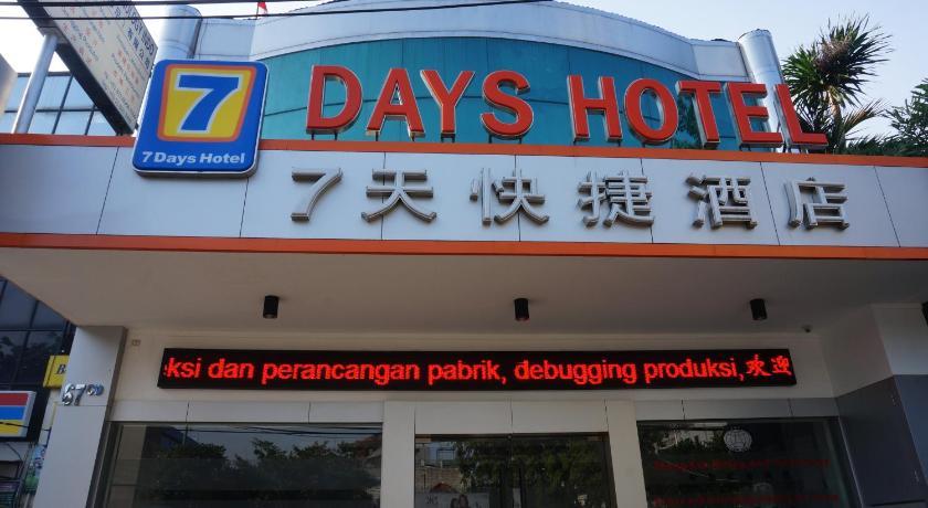 7 Days Hotel Jakarta