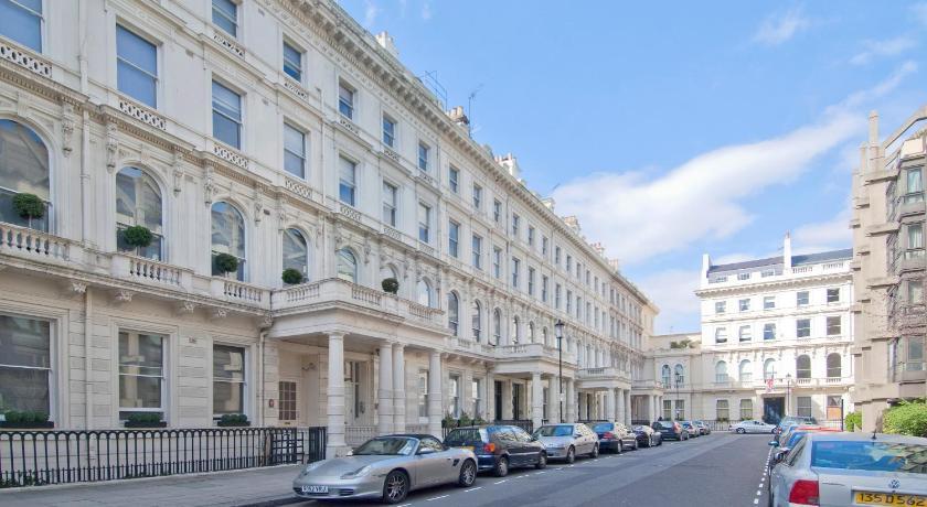 Aparthotel lancaster gate hyde apt london uk for Londre appart hotel