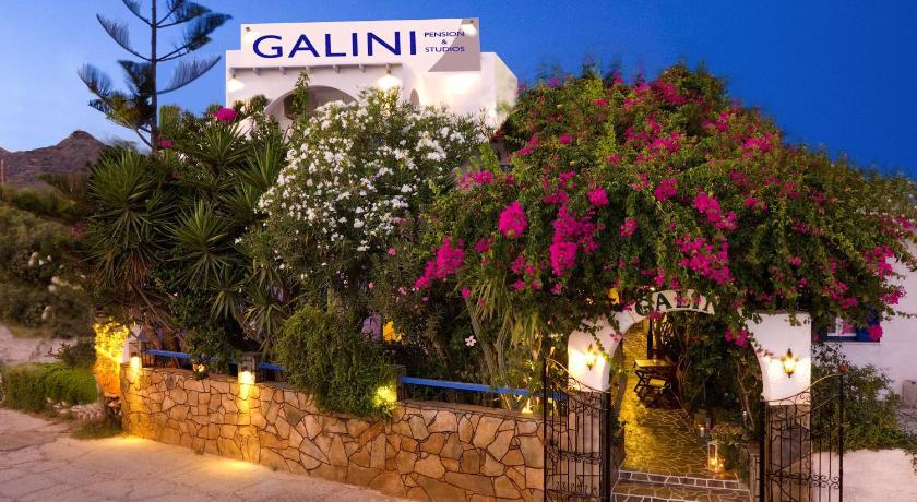 Galini Pension, Hotel, Yialos beach, Ios, 84001, Greece
