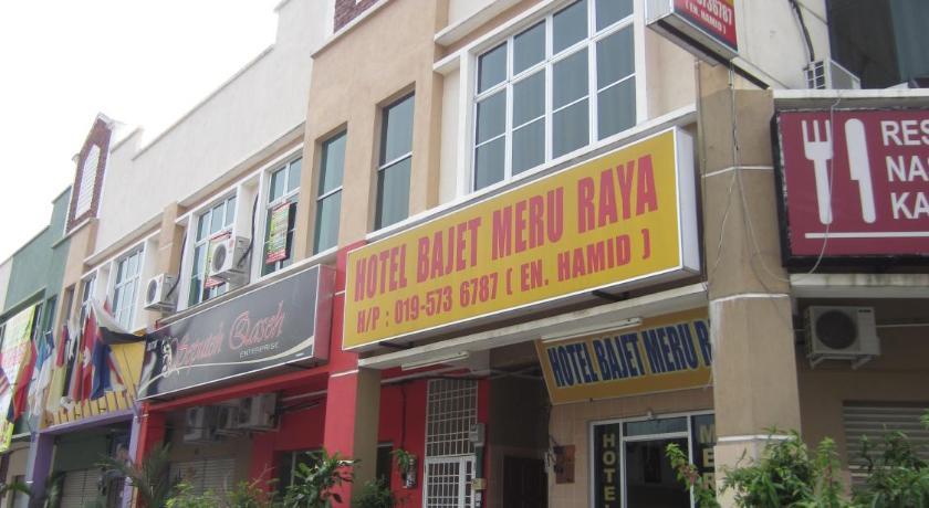 Hotel Bajet Meru Raya