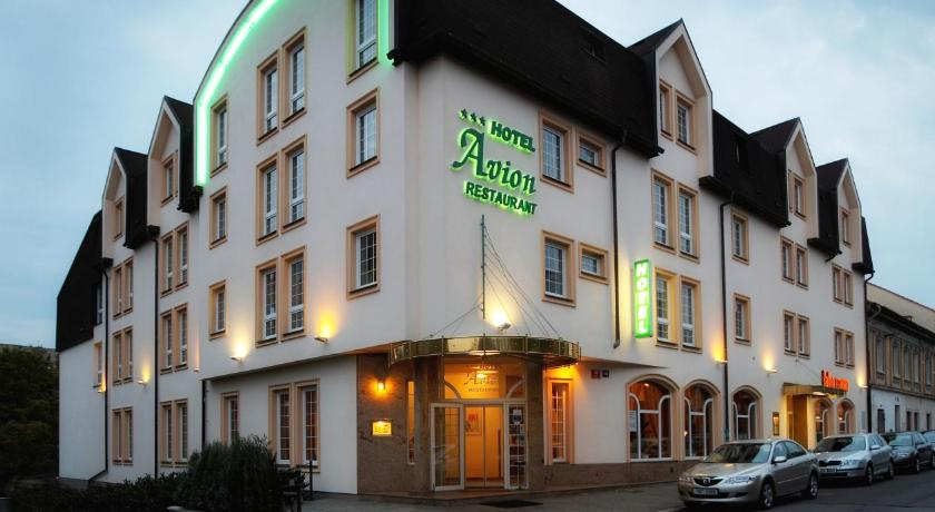 Hotel avion prague r publique tch que for Hotel reservation in prague